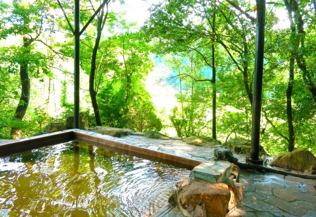 温泉 ホルミシス